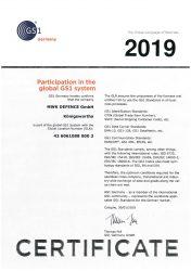 GS1 Zertifikat MWK 2019 engl